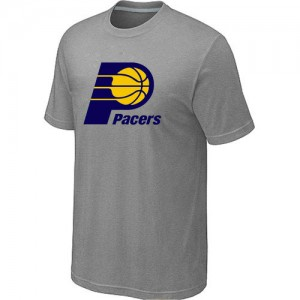 T-Shirts Gris Big & Tall Indiana Pacers - Homme