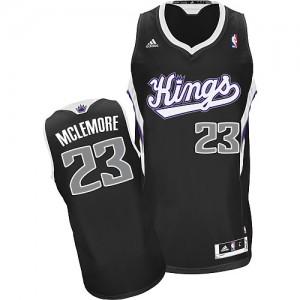 Sacramento Kings Ben McLemore #23 Alternate Swingman Maillot d'équipe de NBA - Noir pour Homme
