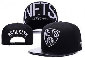 Brooklyn Nets Y4AM8EBQ Casquettes d'équipe de NBA sortie magasin