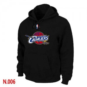 Sweat à capuche NBA Noir Cleveland Cavaliers Homme