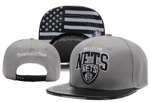 Snapback Casquettes Brooklyn Nets NBA A2CUKNX6