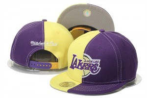 Los Angeles Lakers UUJV2QVQ Casquettes d'équipe de NBA