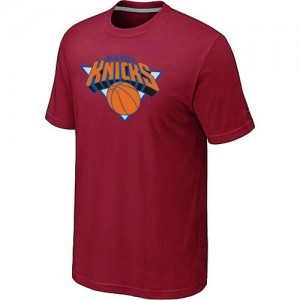 T-Shirts NBA New York Knicks Big & Tall Rouge - Homme