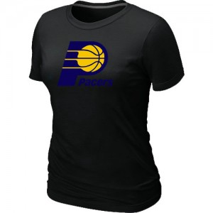 T-Shirts Noir Big & Tall Indiana Pacers - Femme