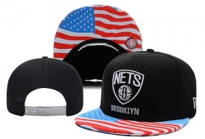 Brooklyn Nets SPU6J6D5 Casquettes d'équipe de NBA 100% authentique