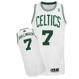 Maillot NBA Authentic Jared Sullinger #7 Boston Celtics Home Blanc - Homme