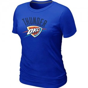 T-Shirts NBA Oklahoma City Thunder Bleu Big & Tall - Femme