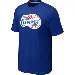 T-Shirts Bleu Big & Tall Los Angeles Clippers - Homme