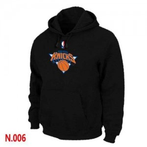 Sweat à capuche NBA New York Knicks Noir - Homme