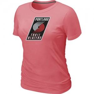 T-Shirts NBA Portland Trail Blazers Rose Big & Tall - Femme