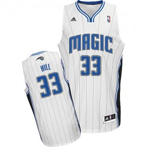 Maillot NBA Swingman Grant Hill #33 Orlando Magic Home Blanc - Homme