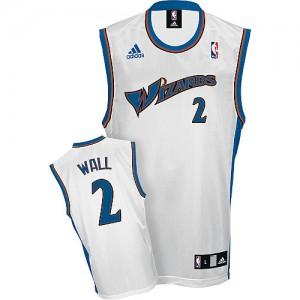 Maillot Swingman Washington Wizards NBA Blanc - #2 John Wall - Homme