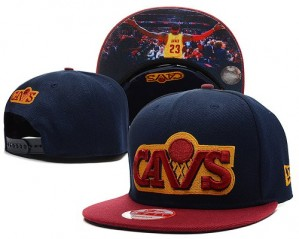Snapback Casquettes Cleveland Cavaliers NBA PQFG3C5E