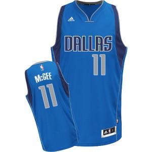 Maillot Swingman Dallas Mavericks NBA Road Bleu royal - #11 JaVale McGee - Homme