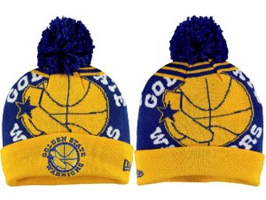 Bonnet Knit Golden State Warriors NBA 8YVYM5HP