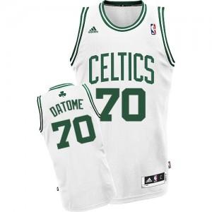 Maillot NBA Swingman Gigi Datome #70 Boston Celtics Home Blanc - Homme