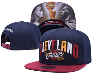 Snapback Casquettes Cleveland Cavaliers NBA G8DTMWAK