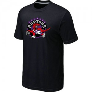 T-Shirts NBA Toronto Raptors Noir Big & Tall - Homme
