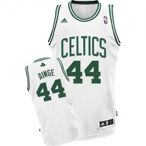 Boston Celtics Danny Ainge #44 Home Swingman Maillot d'équipe de NBA - Blanc pour Homme