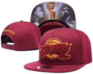 Snapback Casquettes Cleveland Cavaliers NBA EE4BBNMM