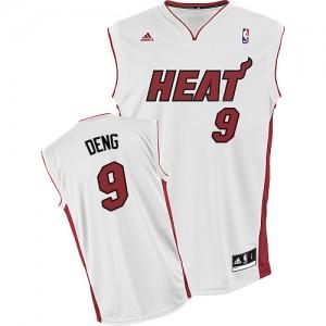 Maillot Swingman Miami Heat NBA Home Blanc - #9 Luol Deng - Homme