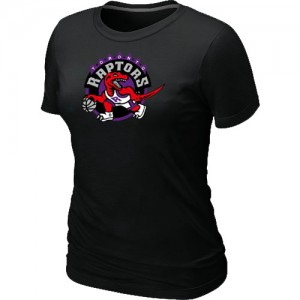 T-Shirts NBA Noir Toronto Raptors Big & Tall Femme