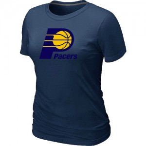 T-Shirts Marine Big & Tall Indiana Pacers - Femme
