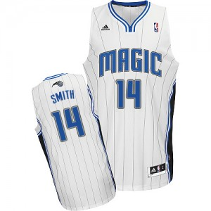 Maillot NBA Swingman Jason Smith #14 Orlando Magic Home Blanc - Homme