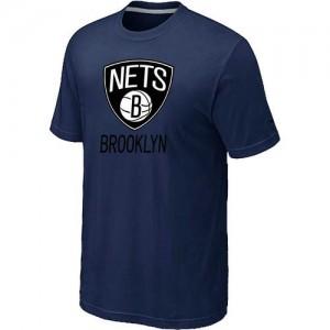 Brooklyn Nets Big & Tall Marine T-Shirts d'équipe de NBA la vente - pour Homme