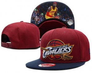 Snapback Casquettes Cleveland Cavaliers NBA X8GMYASV