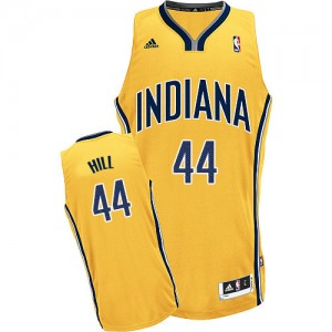 Maillot Swingman Indiana Pacers NBA Alternate Or - #44 Solomon Hill - Homme
