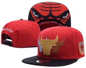 Snapback Casquettes Chicago Bulls NBA CS3J4HU3