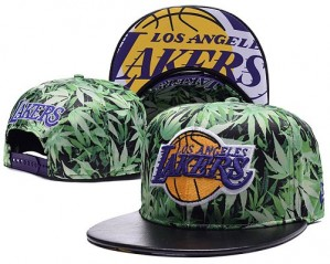 Los Angeles Lakers H83PN5QM Casquettes d'équipe de NBA