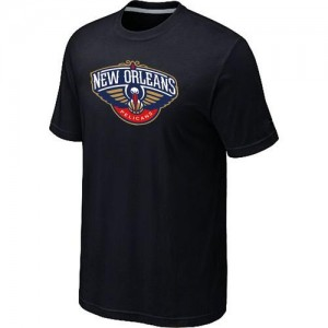 T-Shirts NBA New Orleans Pelicans Big & Tall Noir - Homme