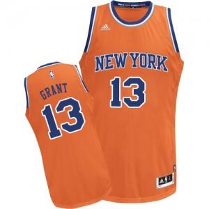 Maillot NBA Swingman Jerian Grant #13 New York Knicks Alternate Orange - Homme