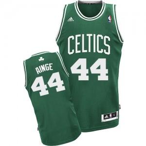 Boston Celtics Danny Ainge #44 Road Swingman Maillot d'équipe de NBA - Vert (No Blanc) pour Homme