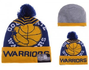 Bonnet Knit Golden State Warriors NBA TV2N28JE