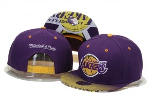 Los Angeles Lakers MVTS8Q48 Casquettes d'équipe de NBA