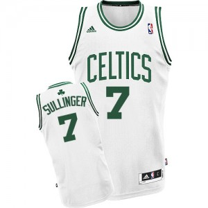 Maillot NBA Swingman Jared Sullinger #7 Boston Celtics Home Blanc - Homme