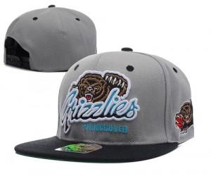 Memphis Grizzlies DU6NFQK2 Casquettes d'équipe de NBA
