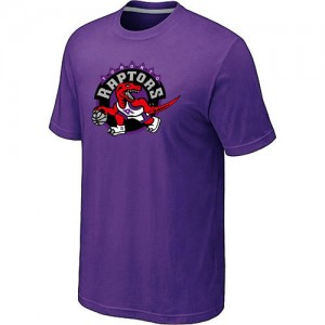 T-Shirts NBA Violet Toronto Raptors Big & Tall Homme